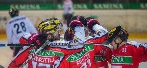 Sky Alps Hockey League: VEU Feldkirch trifft auf Tabellennachbar S.G. Cortina