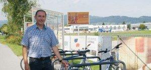 Gemeinsame Aktion von Mobilitätstreferat und FC Lustenau