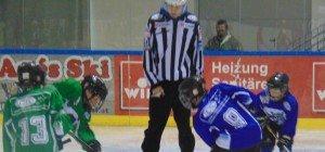 Hohenemser Eishockey auf gutem Wege