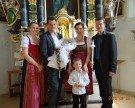 Taufe von Lisanna Sailer am 25.09.2016