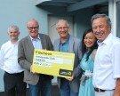 Ambassador Club spendet für Lerncafé Emil