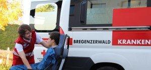 Zivildienst beim Roten Kreuz