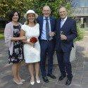 Hochzeit von Veronika und Dr. Hubert Bertolini