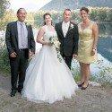 Hochzeit von Nadine Kaspar und Stefan Konzett am 9. September 2016
