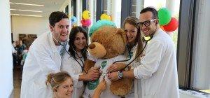 Ärzte, denen die Teddys vertrauen
