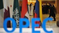 OPEC-Staaten wollen Ölforderung drosseln