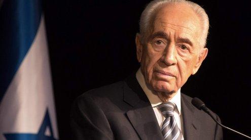 Friedensnobelpreisträger und Ex-Präsident Shimon Peres ist tot
