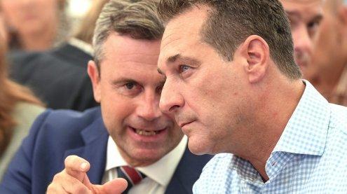 Hatte die FPÖ bereits eine Wahlanfechtung vorbereitet?