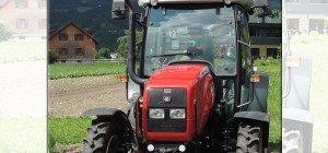 Traktordiebstahl in Ludesch