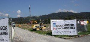 Vorarlberg: Bischofberger bekommt eine neue Güterumschlaghalle in Schwarzach