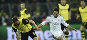 Hier wird Borussia Dortmund (BVB) gegen Real Madrid gezeigt: Live-Stream, TV-Übertragung und Ticker