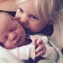 Geburt von Leo Kennedy am 5. September  2016