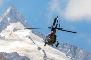 Panikattacke in den Bergen: Frau in Vorarlberg aus Bergnot gerettet