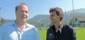 """VIDEO! Madlener: """"Denken noch nicht an die Regionalliga"""""""