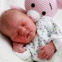 Geburt von Emilia Sophia Weber am 17. Oktober 2016