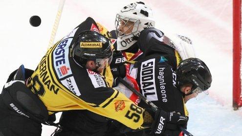 Dornbirner EC kassiert in Wien 3:2-Niederlage nach Overtime