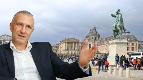 Vorarlberger Experten in Paris: Getzner mit Auftrag in Versailles