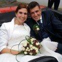 Hochzeit von Andrea Kremmel und Michel Stocklasa