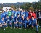 Am Samstag spielt der SV Typico Lochau im Stadion Hoferfeld gegen Koblach