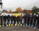 """Baustart Projekt """"Gemeindeamt NEU"""" als effizientes Gemeinschaftshaus"""