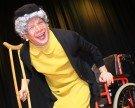 Oma Lilli kommt… in den Gemeindesaal Damüls