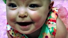 Nach Zungen-OP: Baby kann endlich lächeln!