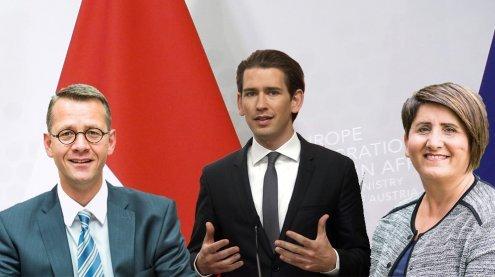 """""""Kurz macht seinen Job nicht"""" – Grünen-Kritik nach Asyl-Prognose"""