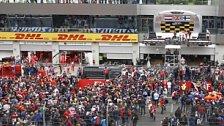 Österreich-GP erst am 9. Juli in Spielberg