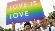 Mehr Rechte für Homosexuelle