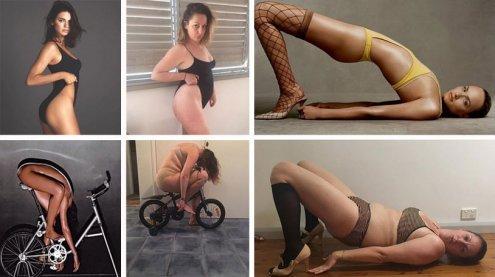 """Instagram-Spaß: Wenn """"normale Menschen"""" Promi-Fotos kopieren"""