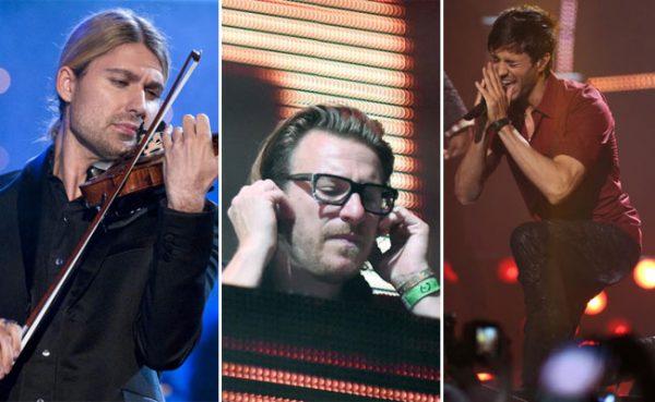 Die Konzert-Highlights in Wien im Dezember 2016