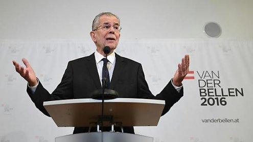 Auszählung läuft: Endergebnis der BP-Wahl erst am Dienstag