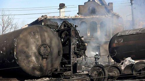 Fünf Tote nach Zugsunglück in Bulgarien: Gastanks explodierten