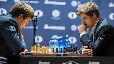 Norweger Carlsen wieder Schach-Weltmeister