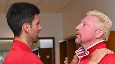Djokovic und Trainer Becker trennen sich