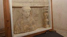 Palmyra-Kulturgüter in der Schweiz aufgetaucht