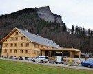 Neubau Hotel Tannahof befindest sich in Endphase