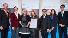 FH Vorarlberg gewinnt Erasmus+ Award