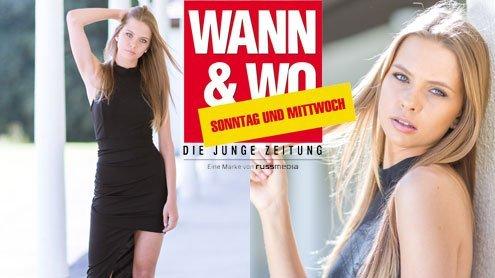 W&W-Fotoshooting mit Menara