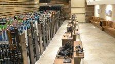 Riesen-Skiverleih in Lech wurde offiziell eröffnet