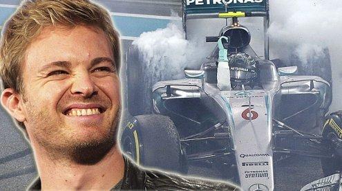 Knalleffekt: Weltmeister Nico Rosberg beendet seine Karriere