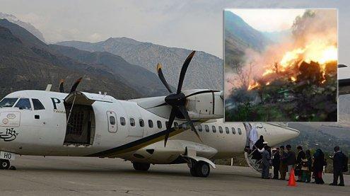 Zwei Österreicher bei Flugzeug-Absturz in Pakistan gestorben