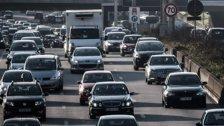 Paris: Autos mit falscher Nummer ausgeschlossen
