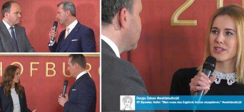 Das war der Livestream aus der Hofburg: Reaktionen, Trends ...