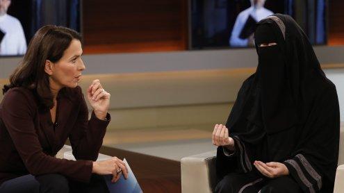 Nach Niqab-Auftritt von Nora Illi: Droht Anne Will das Gefängnis?