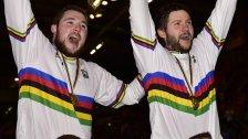 Höchster Radballer sind wieder Weltmeister