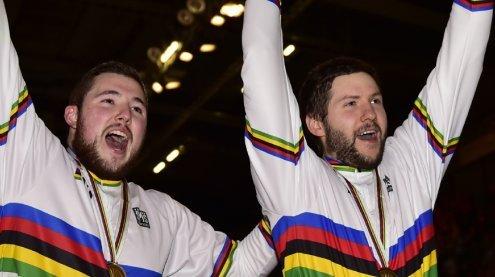 Ein knappes Finale: Höchster Radballer sind Weltmeister!