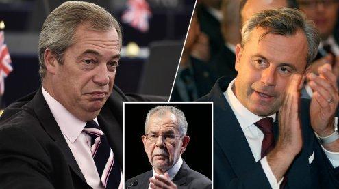 Nigel Farage stiftet Verwirrung: Öxit unter FPÖ-Führung?