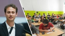 Grüne sehenChancen für Bildungsreform