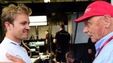 """Rosberg kontert Lauda: """"Das ist mein Leben"""""""